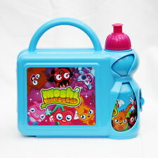 MOSHI MONSTERS LUNCH BOX AND DRINKS BOTTLE COMBO
