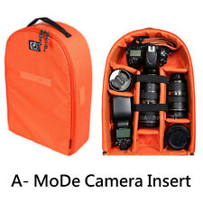 Padded Insert Waterproof Backpack DSLR Cameras & Accessories nikon a-mode