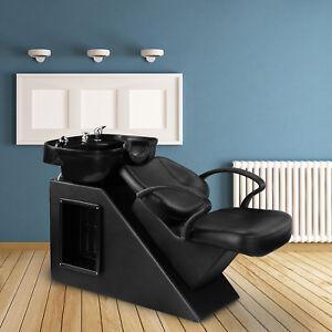 Salon Chair Shampoo Bowl Station Spa Backwash Barber Profession Beauty Equipment