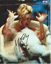 Jennifer Tilly Bride Of Chucky Hand Signed 8x10 Photo Actress Autographed w/COA