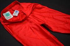Erima Shorts Short Radler Hose Tights Pant Vintage Nylon Elasthan Rot 3 XS-S NEU