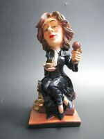 Richterin Judge Funny Beruf Poly Figur Profession 15 cm Neu