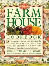 Farmhouse Cookbook by Susan Herrmann Loomis