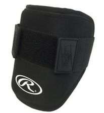 Rawlings Universal Protective Elbow Guard Adult Baseball Softball Gear (Black)
