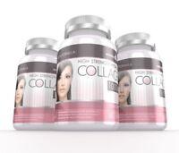 Idrolizzato Collagene Alto Forza 1000mg per Capelli pelle e Unghie 180 Compresse