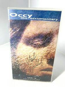 Rare Vtg Surfing VHS Billabong Occy The Occumentary Jack McCoy Film