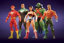 DC DIRECT_JLA Classified_WonderWoman_Flash_Aquaman_MartianManhunter_GreenLantern