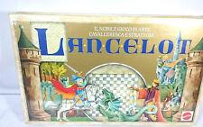 LANCELOT gioco di strategia, MATTEL, ART 8941,introvabile, da collezione