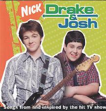 Drake and Josh-2005-TV Series USA-Original Soundtrack-10 Track-CD