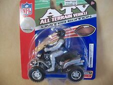 NFL Oakland Raiders Pull Back ATV & Removable Rider~Ages 8 & Up, NEW IN PACKAGE!