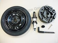 "New Genuine Vauxhall Insignia 17"" Space Saver Spare Wheel, Jack And Tool Kit"
