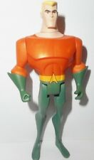 Justice league unlimited AQUAMAN classic orange rare low production dc universe
