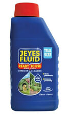 JEYES FLUID READY TO USE OUTDOOR CLEANER KILLS GERMS NEW 500ml DISINFECTANT
