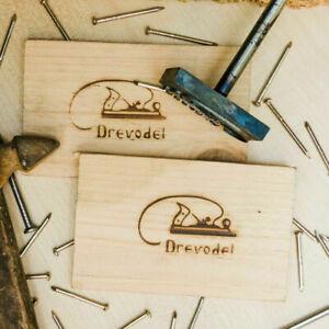 Custom Branding Iron For Wood Custom Metal Heat Stamp Personalized Stamp Wood