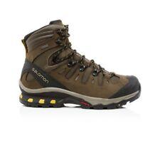 Salomon Quest 4D 3 GTX Men's Hiking Boot - Wren/Bungee Cord/Green Sulphur