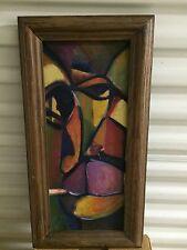 Curtis Barnes African American Artist  Original Art  Abstract