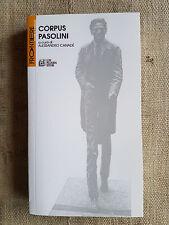 Corpus Pasolini - Alessandro Canadè - Luigi Pellegrini Editore 2008