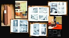 1955 Möbel Design Innenarchiektur 1950er Jahre Haberer
