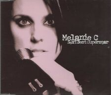 MELANIE C Next Best Superstar 2 TRACK CD NEW - NOT SEALED