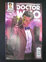 Titan Comics: DOCTOR WHO: THE ELVENTH DOCTOR YEAR THREE #3.3 APRIL 2017 # 26F5
