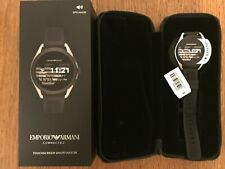 Emporio Armani Men's Connected Smartwatch ART5021 iPhone Android Samsung - New