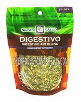 Digestivo Digestive Relief blend Herbal Infusion Tea 30g zip-lock