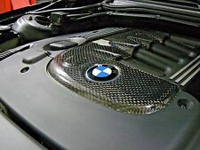 BMW E46 330D M57 real carbon engine acoustic cover  3 series