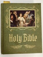 Holy Bible Edition Red Letter Master Reference Heirloom 1964