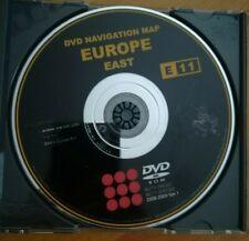 TOYOTA LEXUS Navigation DVD / OST EAST EUROPA  2009 E11 / TNS 600 TNS 700