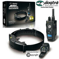 Dogtra ARC Hands FREE ¾-mile Remote Dog Trainer E-Collar with Remote Controller