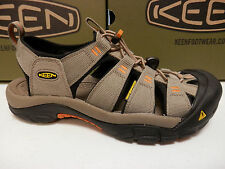 KEEN MENS SANDALS NEWPORT H2 BRINDLE SUNSET SIZE 11