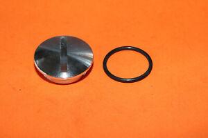 TRIUMPH CRANKCASE FILLER PLUG AND O RING 500 650 70-0732 57-2166 NE507 UK MADE