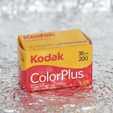 *NEW* Kodak ColorPlus 35mm (36 exposures) film
