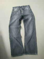 GS19-134: G-STAR Raw Jeans 3301 Ruger Straight grau Gr. 31/34