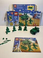 LEGO Toy Story 7595 Army Men On Patrol 100% Complete - Box And Instructions