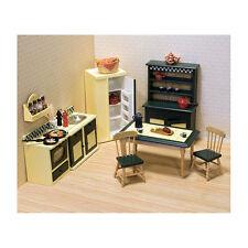 Melissa & Doug 12582 cuisine set bois 1:12 pour la maison de poupées NEUF ! #