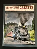 Narrow Gauge and Short Line Gazette March April 2017