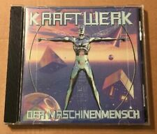 Kraftwerk - Der Maschinenmensch Rare German Cd 1999 The Robots Tour De France