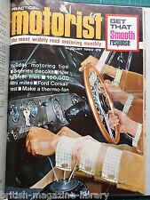 Practical Motorist 1969 - Road Test: Ford Corsair 2000E - Ford 105E Data Sheet