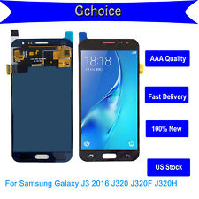 LCD Touch Screen Digitizer Assembly For Samsung Galaxy J3 J320 SM-J320V J320R4^^