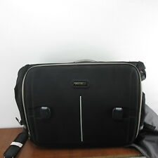 Eddie Bauer Black Suitcase Garment Travel Bag Travel Luggage New With Tags