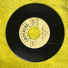 ORIGINAL Smiley Lewis Real Gone Lover / Nobody Knows 45 PROMO Imperial Record