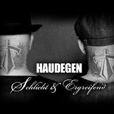 """HAUDEGEN """"SCHLICHT & ERGREIFEND"""" 2 LP VINYL NEU"""