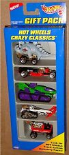 CRAZY CLASSICS, Hot Wheels Gift Pack, 5 car set, 1:64, SHIPS FAST - New in Box!