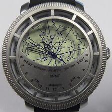 Die Sternkarten-Uhr