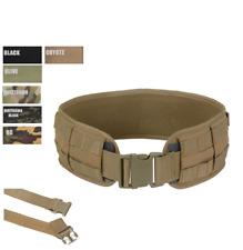 Padded MOLLE Tactical Combat Belt Airsoft Gear Gepolstert Milsim