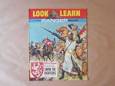 Look & Learn Magazine No 371 22 nd February 1969