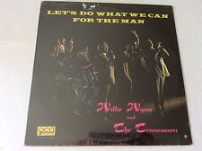 WILLIE WYNN & THE TENNESSEANS Let's Do What We Can For The Man LP SEALED +bonus