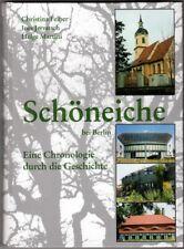 2000 Schoneiche Bei Berlin: Eine Chronologie Durch Die Geschichte (Hardcover)
