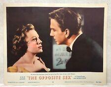 THE OPPOSITE SEX CINEMASCOPE & METROCOLOR 1956 MASTERPIECE MOVIE POSTER